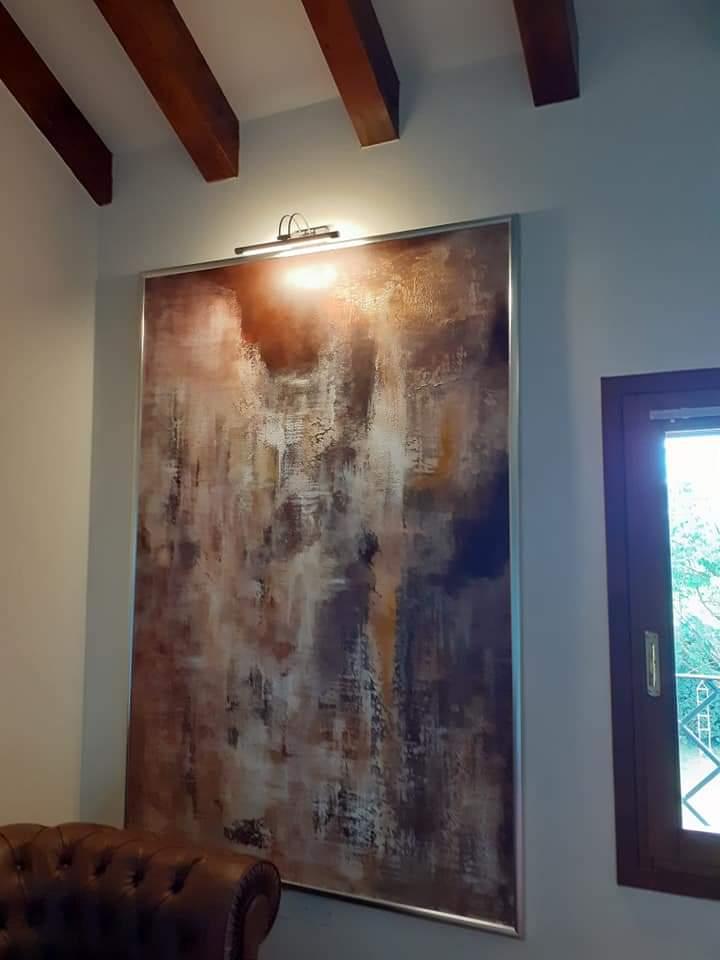 Illuminazione di quadri